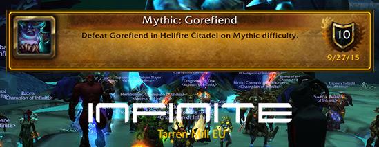 Gorefiend Mythic