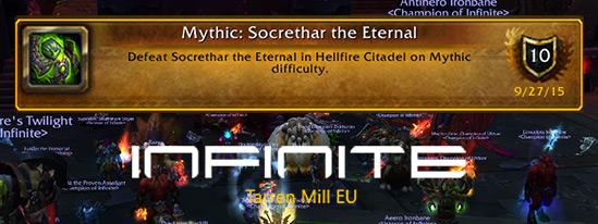 Socrethar the Eternal Mythic